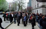World Premiere, March 28th - Washington DC - Audience of 500 outside theater